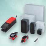 Ex-Geschützte Gehäuse, Schalter und Sensoren