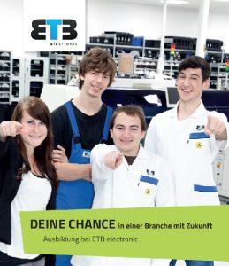 ETB electronic Ausbildungsbroschüre